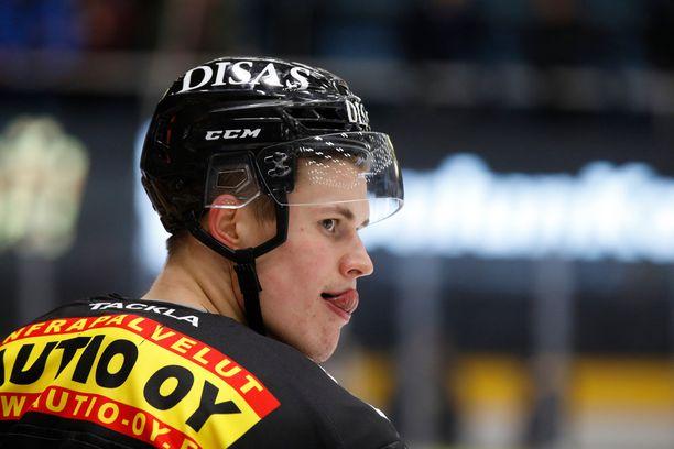 Jesse Puljujärvi on vielä ilman sopimusta tulevaksi kaudeksi.