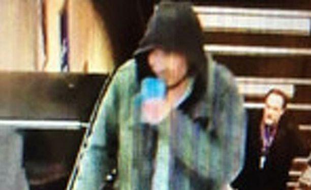 Poliisin mukaan etsityn henkilön toivotaan ottavan yhteyttä poliisin. Kuva on tältä päivältä.