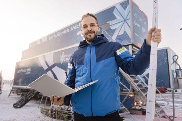 Suomen maastohiihtomaajoukkue saa uuden huoltopäällikön. Martin Norrgård oli työssä vain yhden vuoden ajan.