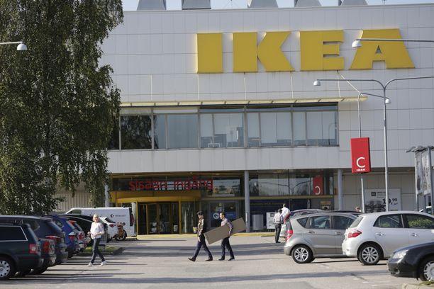 Ikeassa katsotaan, että leasing on yksi tapa pidentää yrityksen tuotteiden elinkaarta.