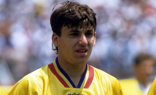Daniel Prodan oli kiinteä osa Romanian ikimuistoista vuoden 1994 MM-joukkuetta.