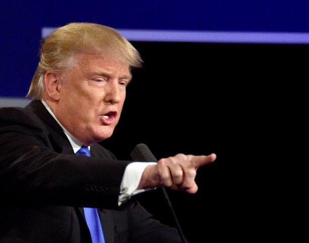 Donald Trump on voittanut isoja nimiä puolelleen.