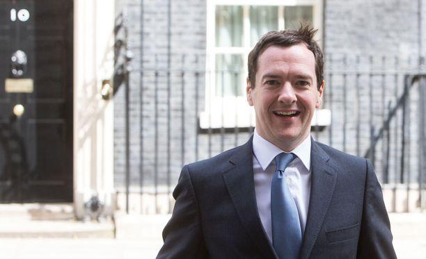 Valtiovarainministeri George Osborne varoitti maataan mahdollisen EU-eron seuraamuksista.