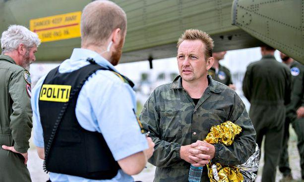 Peter Madsen ei halua enää puhua poliisille.