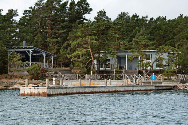 Airiston Helmi sijaitsee Turun saaristossa.