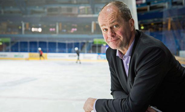 Jarmo Koskinen aloitti Bluesin toimitusjohtajana marraskuussa.