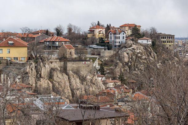 Bulgarian Plovdiv on ikivanha kaupunki, ja toinen vuoden 2019 kulttuuripääkaupungeista.