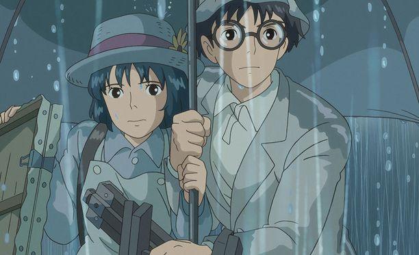 Japanilainen anime Seksi Elokuvat