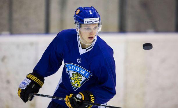 Missä NHL-seurassa Markus Nutivaara tienaa leipäänsä?