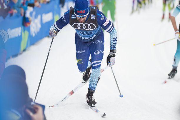 Lari Lehtosella on ollut hyvin vaikeaa Tour de Skillä.