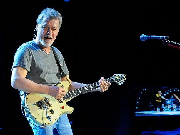 Eddie Van Halenin ystävät ja kollegat surevat kitaristilegendan poismenoa.