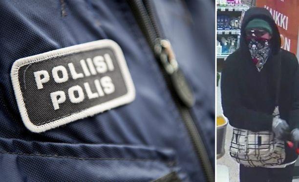 Poliisi pyytää silminnäkijähavaintoja.