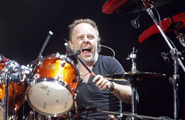 Rumpali Lars Ulrich täyttää tänään 45 vuotta.