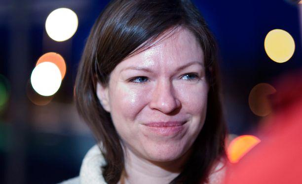 Anni Sinnemäki (vihr).