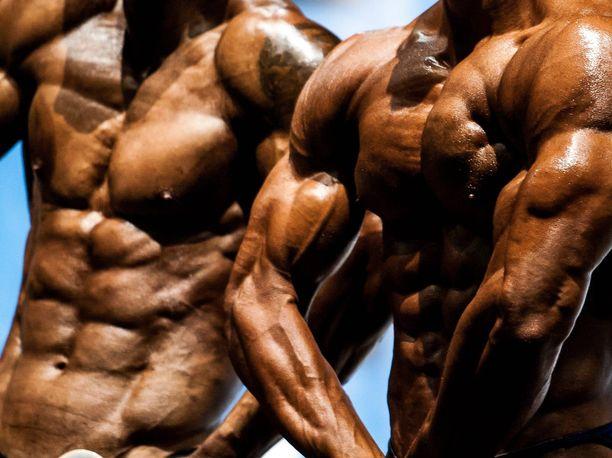 IFBB-liiton vuoden takaisissa EM-kisoissa kärysi yli 20 urheilijaa.
