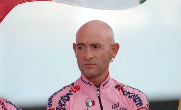 Marco Pantani löydettiin kuolleena vain 34-vuotiaana.