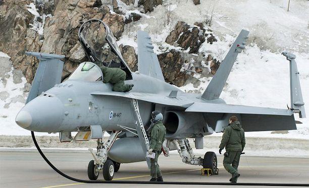 Suomi tekee päätöksensä Hornetin seuraajasta vuonna 2021.