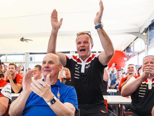Tommi Mäkisen johtama talli juhli Ott Tänakin maailmanmestaruutta viime kaudella. Samana vuonna Mäkisen yhtiö teki jälleen kovan tuloksen.