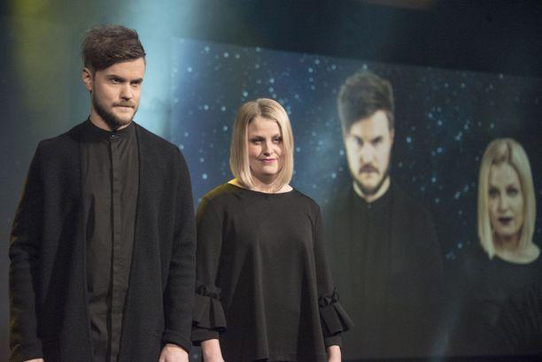 Indie-henkiseen Norma John -duooon kuuluu Leena ja Lasse.