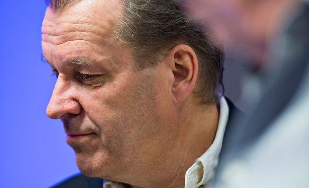 René Österman ei jatka HIFK:n toimitusjohtajana.