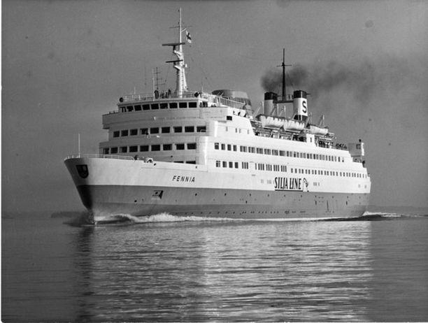 M/S Fennia oli valmistuessaan Itämeren suurin matkustaja-alus.