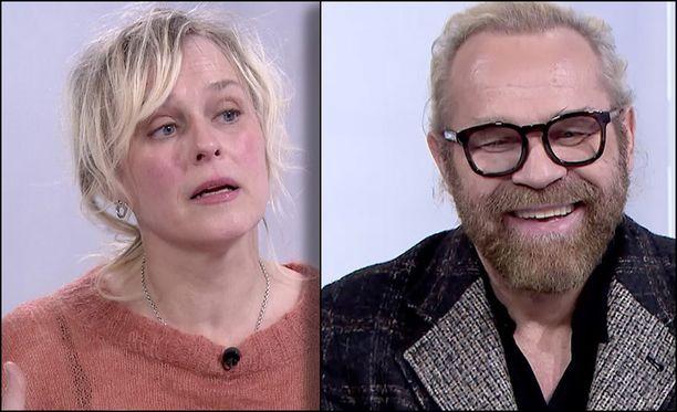 Näyttelijä Leea Klemola oli huolissaan nuorempana Jussi Parviaisen karismaattisuudesta. Klemola vieraili keskiviikkona Sensuroimaton Päivärinta -ohjelmassa, Parviainen puolestaan 7. maaliskuuta.