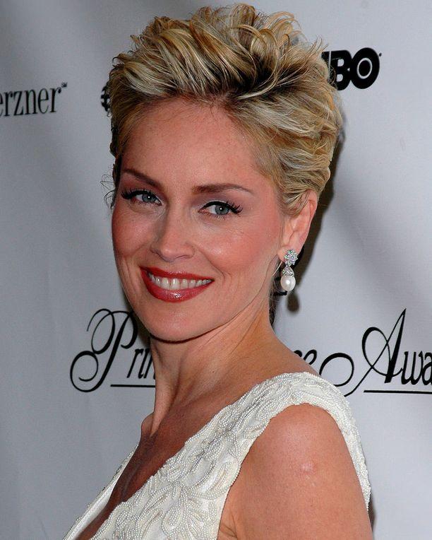 Sharon Stone vuonna 2004.