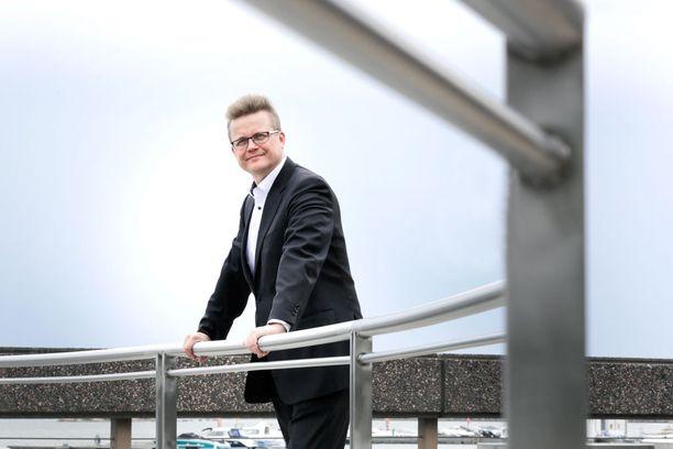 Carunan toimitusjohtaja Ari Koponen.