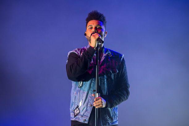 The Weeknd on tehnyt yhden tämän hetken kuumimmista biiseistä.