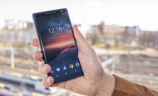Nokia 8 Siroccon myynti alkoi tänään.