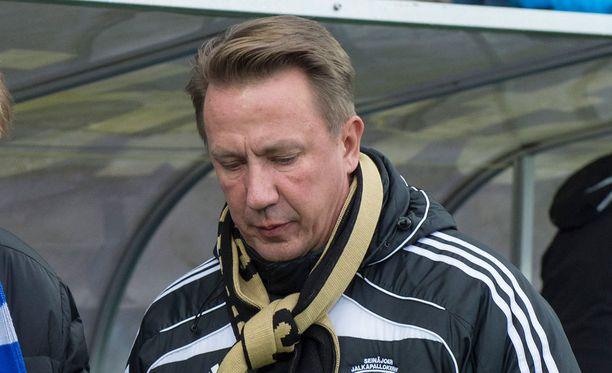 Raimo Sarajärvi tapasi Sean Carsonin ensimmäisen kerran 1980-luvun lopulla.