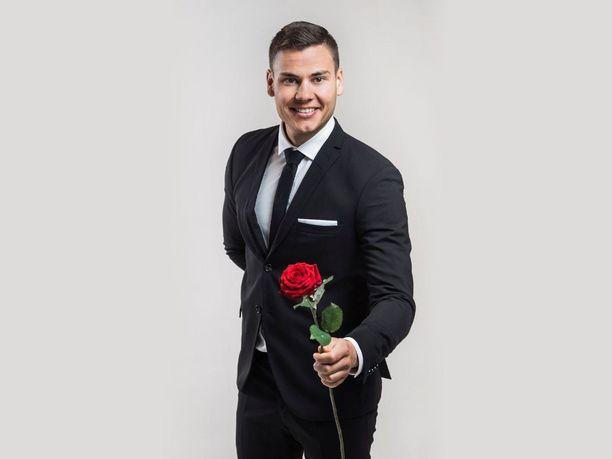 Christoffer Forsman etsii rakkautta sinkkurealityssa