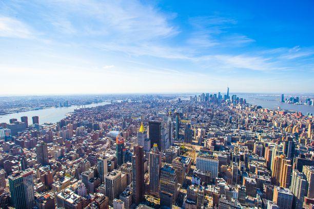 New Yorkiin saa lentoja hyvinkin edullisesti. Kohteeseen on kuitenkin syytä varata rahaa.