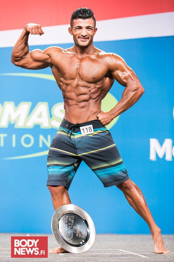 Sherko Eliassi voitto kokonaiskisan SM-kisoissa ja Bew Weider Legacy Cupissa.