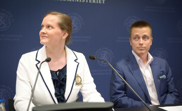 Leila ja Atte Kaleva siepattiin Jemenissä joulukuussa 2012 ja vapautettiin toukokuussa 2013.