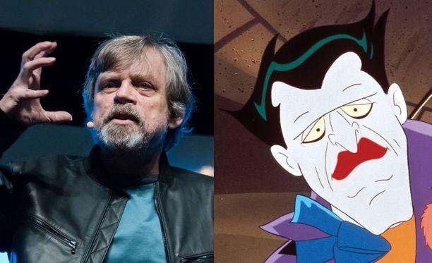 Mark Hamill ja Batman-animaatiosarjan (1992-1995) Jokeri