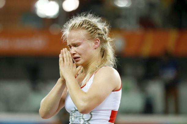 Rion olympialaisista tuli Petra Ollille valtava pettymys.