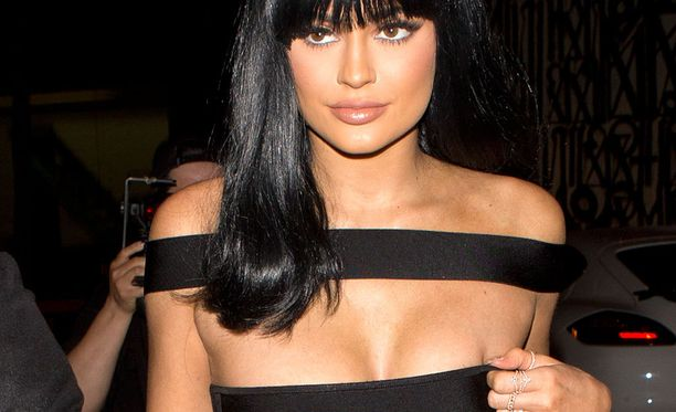 Malli Kylie Jenner käynnisti hyvän mielen -kampanjan.