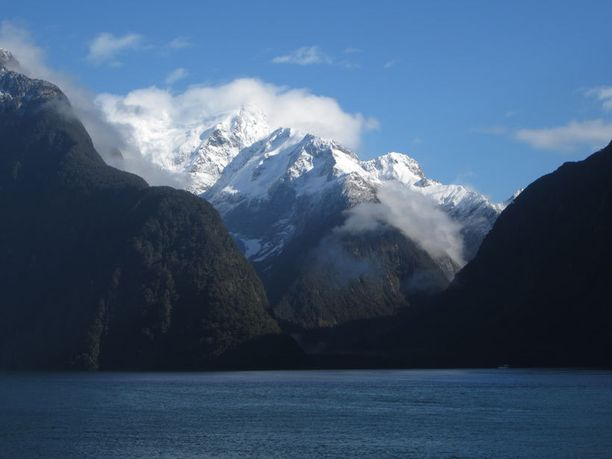 Fiordlandin kansallispuisto