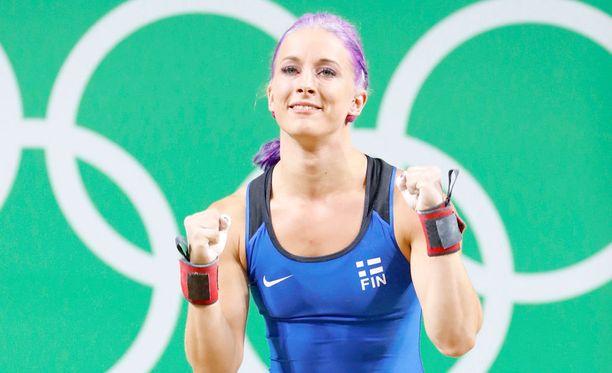 Anni Vuohijoki oli Rion olympialaisissa kymmenes.