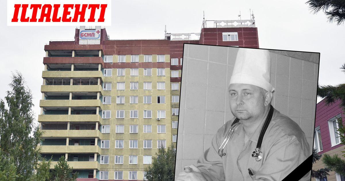 Navalnyin hoidosta Omskissa vastannut lääkäri kuoli yllättäen