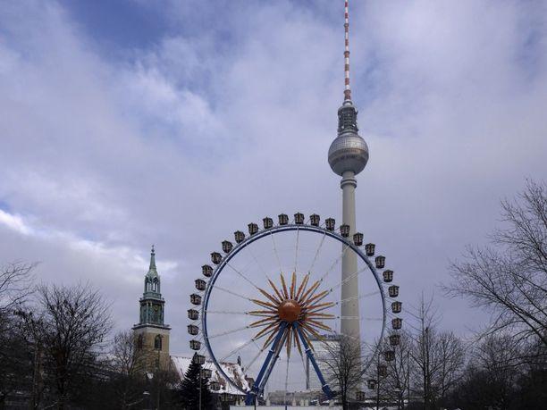 Berliini miellyttää vuodesta toiseen.
