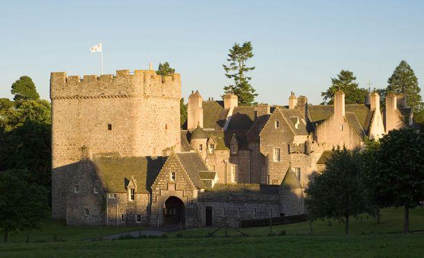 Drum Castlesta löytyi unohdettu keskiaikainen huone.
