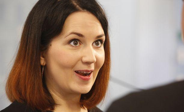 Sanna Grahn-Laasosen uskotaan nousevan seuraavaksi opetusministeriksi.
