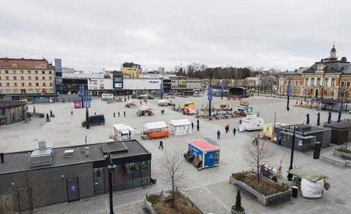 Vesi on laajalla alueella juomakelvotonta Kuopiossa.