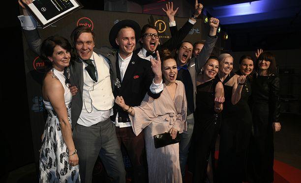 Tuukka Temosen Teit meistä kauniin -elokuva voitti yleisöäänestyksen.