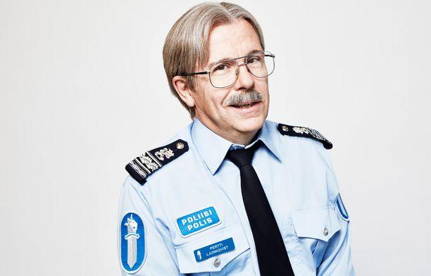 Timo Kahilainen on Pertti Mjulk... ei vaan Ljkunkqvist.