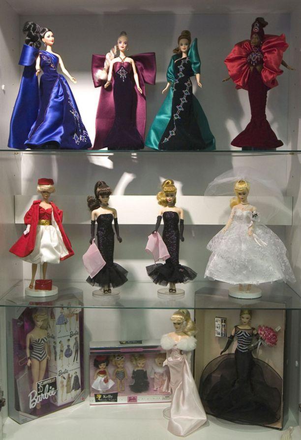 Kähärin kallein yksittäinen Barbie-nukke maksaa 1500 euroa.