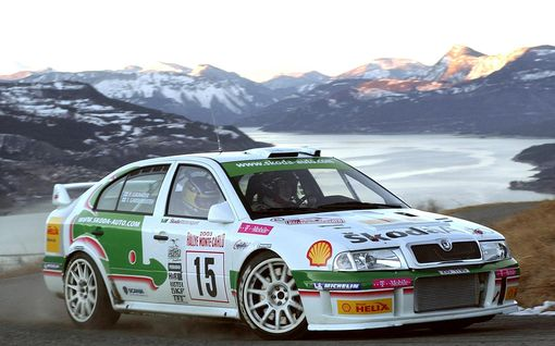 Toni Gardemeister, 45, tekee paluun rallipoluille - saa alleen nostalgisen WRC-tykin