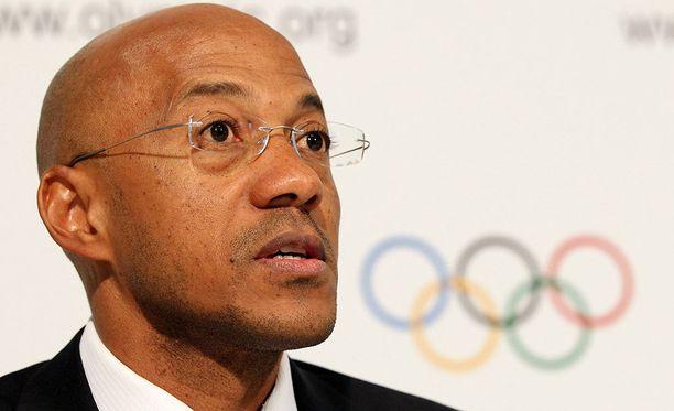 Frankie Fredericks on toiminut urheilu-uransa jälkeen erilaisissa tehtävissä Kansainvälisessä yleisurheiluliitossa ja Kansainvälisessä olympiakomiteassa.